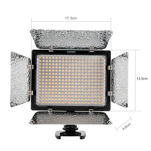 Image 5 - Yongnuo YN300 III YN300III 3200k 5500K CRI95 Camera Photo LED Video Light Optional with AC Power Adapter + NP770 Battery KIT