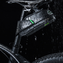 Bicycle-Bag Bag-Accessories Seatpost Bike MTB ROCKBROS Rainproof Refletive Rear for Large