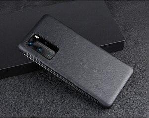 Image 5 - Original Huawei HUAWEI P40/P40 Pro/P40 Pro+ P40 Pro Plus Smart View Cover Leather Protection Auto Sleep Wake Flip case