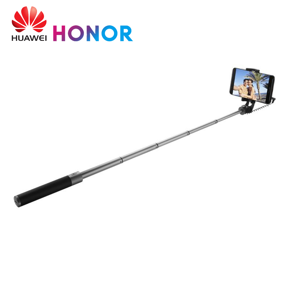 EHRE Selfie Stick Lite Stablizer für Smartphone mit Dual Clamp Erweiterbar Pole 270-Grad Einstellbare Kopf für HUAWEI Xiaomi