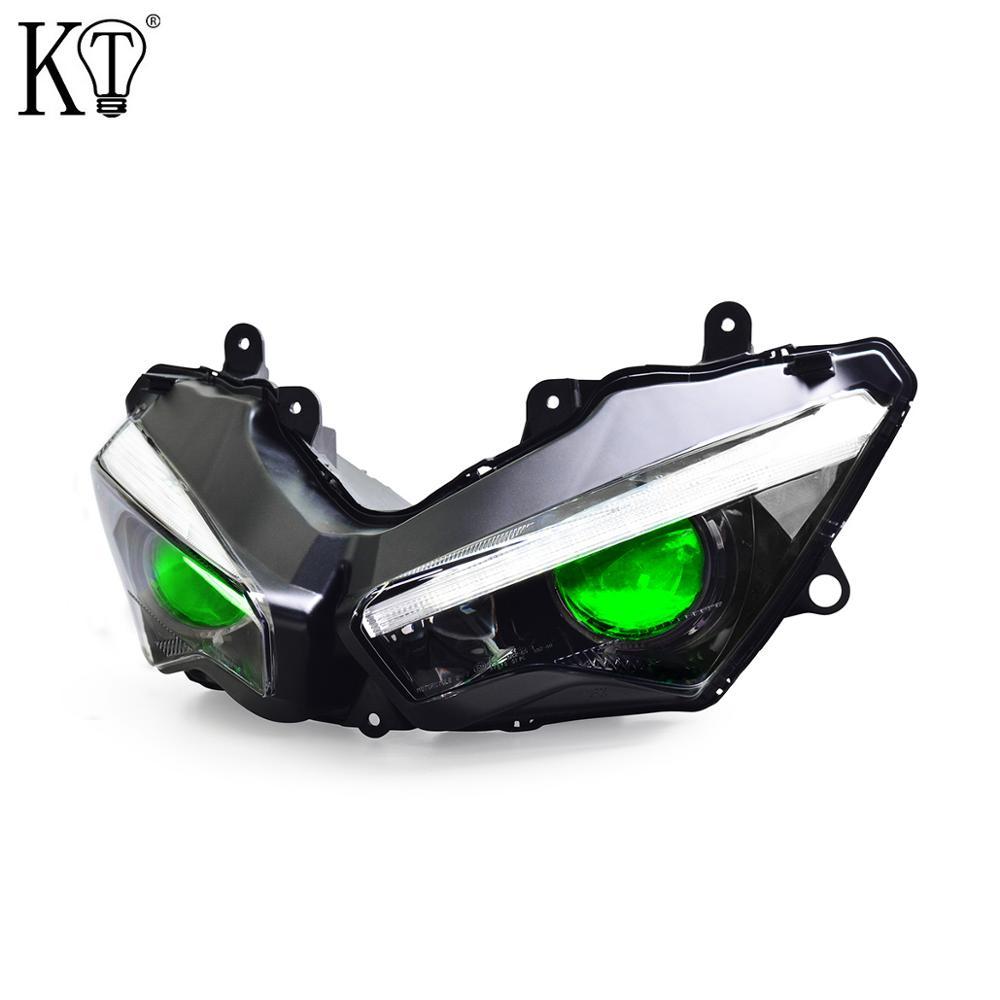 For Kawasaki Ninja 400 Full LED Headlight 2018+