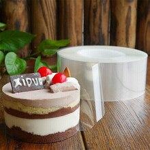 Transparent Mousse Wrap Edge Cake Baking Tape Dessert Necklace DIY Decorating Multiple sizes Tools
