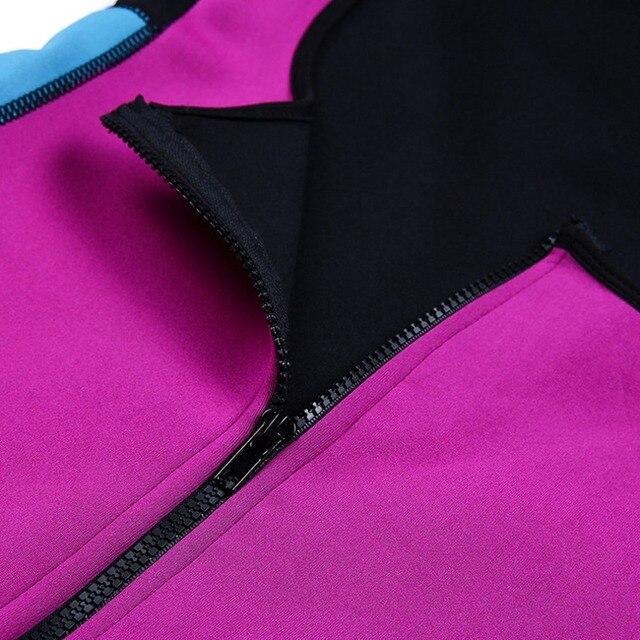 Hot waist trainer body shapers Sweat Sauna Arm Shaper Back Shoulder Corrector Slimming Vest Shapewear Weight Loss Waist Shaper 2