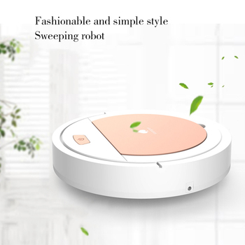 1 Pcs Smart Charging Sweeping Robot Household Cleaning Machine Lazy Essential Household Cleaning Supplies Smart Vacuum Cleaner