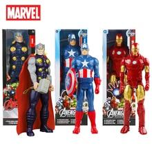 Marvel Avengers Action Figure Spiderman Hulk  Thor Toy Figures Hot Toys Iron Man Gift for Boys