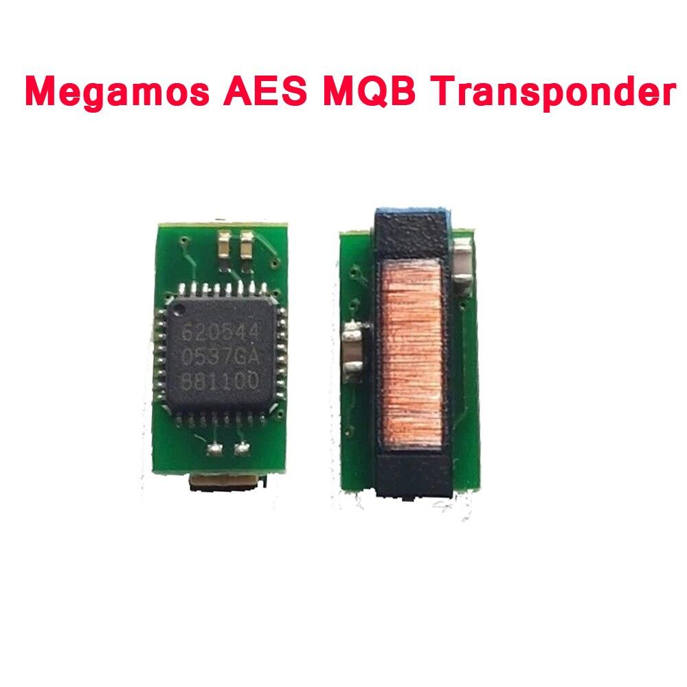 Чип транспондера Megamos AES MQB для VW FIAT AUDI