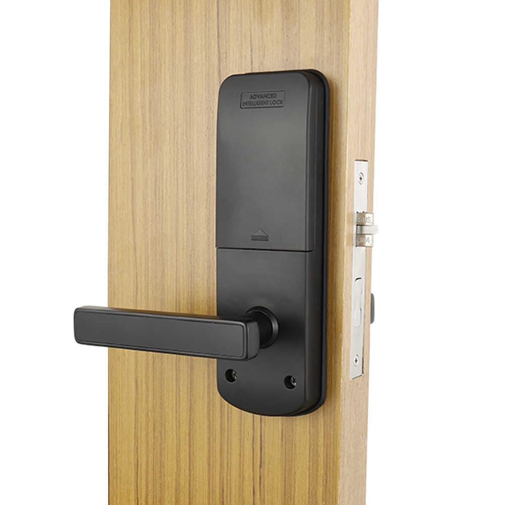 TTlock Bluetooth WiFi Intelligente Serratura Elettronica Della Porta Tastiera Intelligente Serratura di Portello Per La Casa Airbnb Casa Appartamento con App di Controllo A Distanza