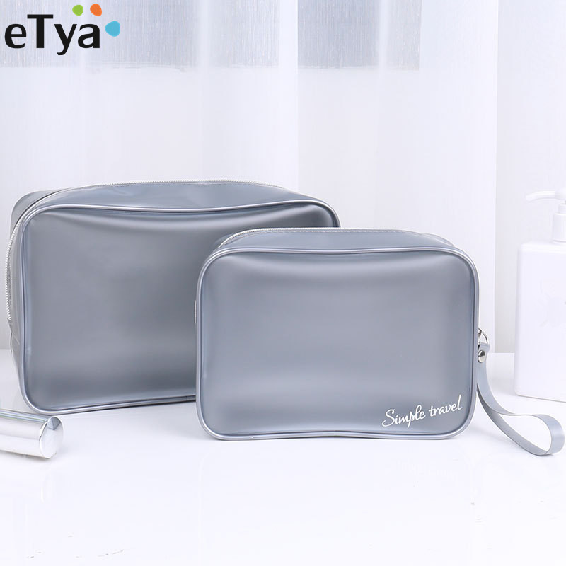 Travel Toiletry Toothbrush Makeup Glasses Wash Towel Storage Box Bag Waterproof Cosmetic Digital Charger Cable Earphone Bag Case