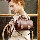 Ladies Brown Leather...