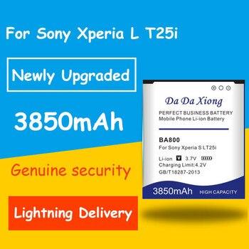 Batería BA800 de 3850mAh para Sony Ericsson Xperia V LT26i Arc HD...
