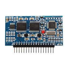 цена на DC-AC Pure Sine Wave Inverter SPWM Board EGS002 EG8010 + IR2110 Driver Module