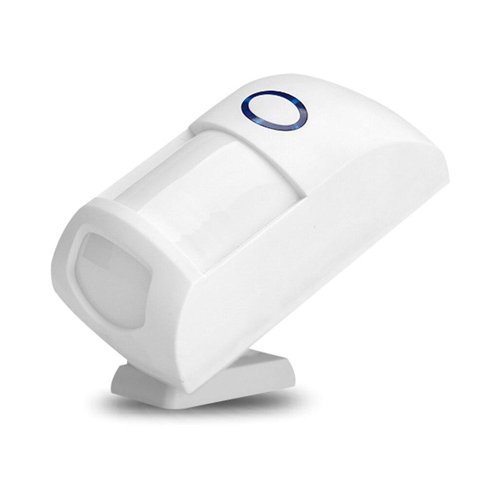 433MHz Drahtlose PIR Motion Erkennen Sensor Smart Infrarot detektor für Home Security WIFI GSM 3G GPRS Alarm System