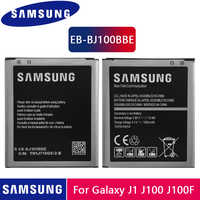 EB-BJ100BBE d'origine 1850mAh Samsung batterie pour Samsung Galaxy J1 (VERSION 2015) J100 J100F J100H J100FN J100M J100D avec NFC