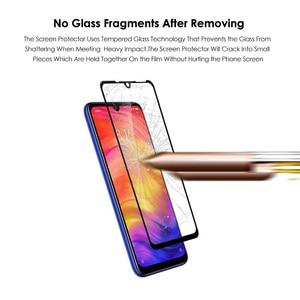 Image 5 - VALAM verre trempé protecteur décran pour Xiaomi Redmi Note 7 Pro Note8 Pro 8T verre plein covre Redmi 7 8 7A Note7 Pro verre