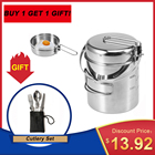 1L Stainless Steel C...
