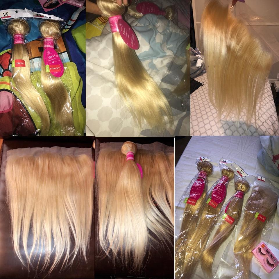 Vanlov-High-Ratio-Brazilian-Straight-Hair-613-Honey-Blonde-Bundles-8-26-inch-4-Bundles-Remy. (1)