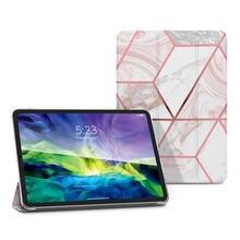 Coque tripliable pour iPad Pro 11 (2020) i-blason Cosmo Lite, coque de protection arrière intelligente et transparente avec sommeil automatique, réveil