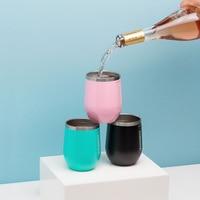 Amerika corkcicle kühlen shi Gast Tragbare Flasche Edelstahl INS Mini Kaffee Tasse-in Teebretter aus Heim und Garten bei