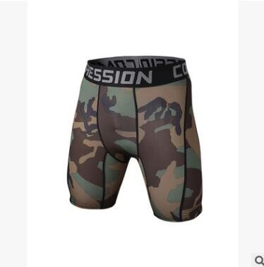 CC03 Shorts Soak Up Moisture, Sweat, And Speed Dry Running Camouflage Shorts
