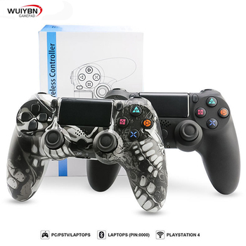 Bluetooth Wireless PS4 Controller USB Wired Gamepad Joystick For SONY Playstation 4  PC Steam Dualshock 4