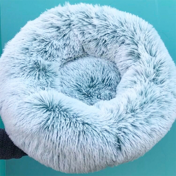 Donuts Dog Bed Basket Calming Bed Hondenmand Pet Kennel   1