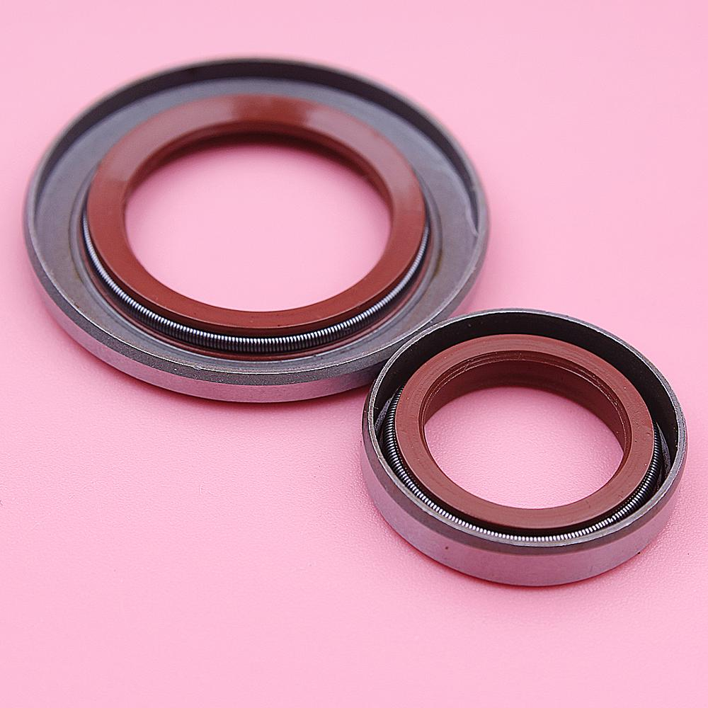 5 X Crankshaft Oil Seal Set For Stihl 044 MS440 Chainsaw Part Replacement 9640 003 1972, 9640 003 1320