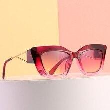 NQ1924 роскошный дизайн мужчин/женщин солнцезащитные очки женщин Люнет Soleil для женщин lentes-де-Сол хомбре/mujer винтажные модные солнцезащитные очки