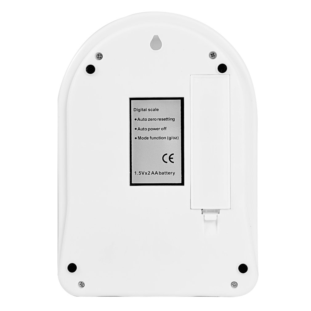 Высокоточные домашние кухонные весы 5/7/10 кг x 1 г, ЖК-дисплей, цифровые электронные весы, бытовые весы, новейшие весы-1
