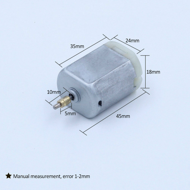 Car Central Door Lock Actuator Motor Fc 280pc 22125 Flat Shaft D Spindle Power Locking Repair Engine Dc Motor Platz Funcargo Door Lock Protective Cover Aliexpress
