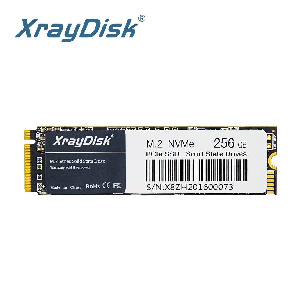XrayDisk SSD M.2 128gb 256gb 512gb M2 PCIE NVME 2280 PCIE SSD M.2 HDD PCIe Solid State Drive For Computer Laptop