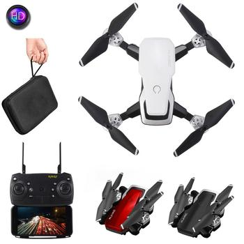 RC Drone With Camera HD 720P 1080P 4K Wide Angle FPV Drone Voice Control 20 minut Flight Time Quadcopter Helicopter Selfie Drone