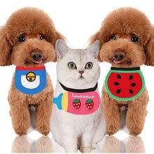 Аксессуары для домашних животных нагрудники собак бандана кошек