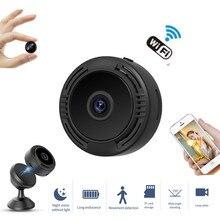 A9s nova versão wifi mini câmera com bateria 1080p visão noturna detecção de movimento sem fio ip cam com controle remoto indoor casa inteligente