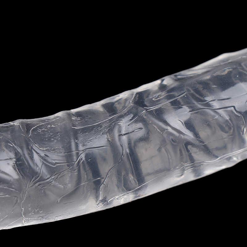 Baru Kulit Realistis Penis Super Besar Besar Dildo With Suction Cup Mainan Seks Produk Seks Masturbasi Wanita COCK 2 ukuran