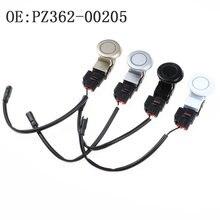 4 цвета PDC Датчик парковки для Toyota Обратный Датчик Toyota Camry ACV40, PRADO400 ACV30 PZ362-00205 188300-9630 PZ362-00209