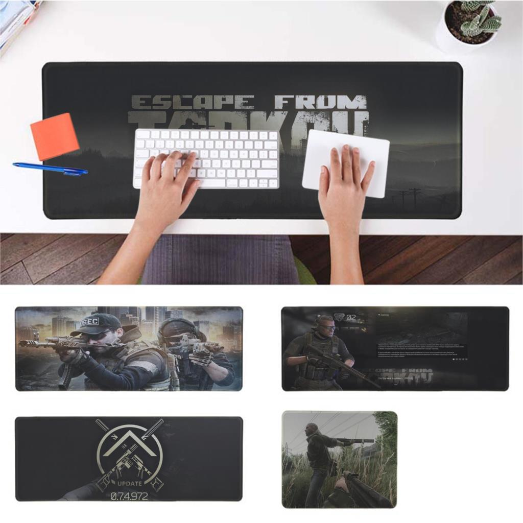 MaiYaCa Top Quality Escape From Tarkov Gamer Play Mats Mousepad Free Shipping Large Mouse Pad Keyboards Mat