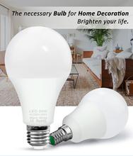 E27 LED Bulb Lamps E14 Light Energy Saving Bulbs Spotlight Lampada AC 220V-240V LED Bombillas 3W 6W 9W 12W 15W 18W 20W Home Lamp