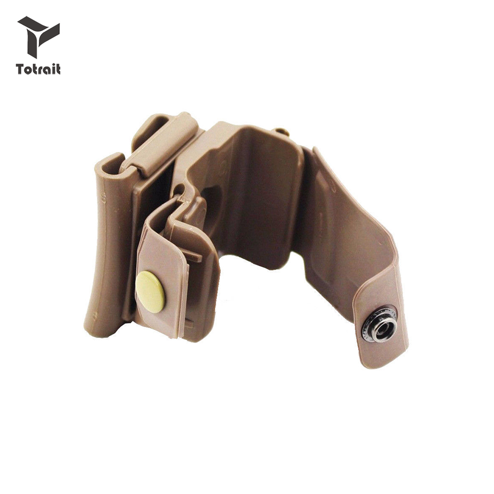 TOtrai Tactical Glock 17 Gun Clip Holster Hunting Shooting Accessories Gun Case Right Hand Gun Clip|Holsters| |  - title=