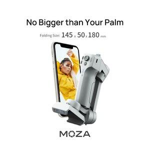 Image 3 - 3 軸ハンドヘルドジンselfieスティックiphone 11 プロxs最大xr × 8 プラス 7 スマートフォン銀河huawei社mozaミニmx