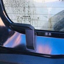 Cubierta protectora para parabrisas trasero de Suzuki Jimny Sierra Jb64 Jb74 2019 2020, color negro, 2 uds.