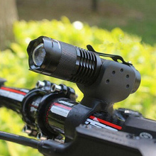 Bicycle Light Zoom Function180 Lumens 3 Mode Bike Q5 LED Cycling Front Light Bike lights Lamp Torch Waterproof Flashlight Torch 3500 lumens 3 modes cree xml xpe led flashlight torch lamp light outdoor
