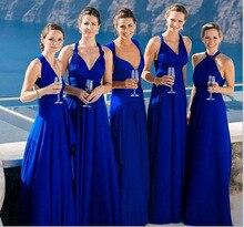 コンバーチブルウエディングドレス A ラインウエディングドレスセクシーな Vestido デ · フィエスタローブ · ド · 夜会エレガントフォーマルロングドレス YSM 2035