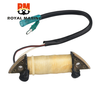 цена на Charge Coil 369-06021 For Tohatsu Nissan Mercury Outboard Motor M NS 5HP 4HP 369-06021-0 T5-05000200 boat motor part