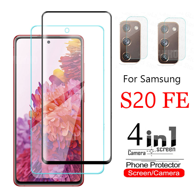 Закаленное стекло для Samsung Galaxy S20 Fan Edition FE S20FE S 20 Lite 2020, Защитное стекло для Samsung Galaxy S20 Lite