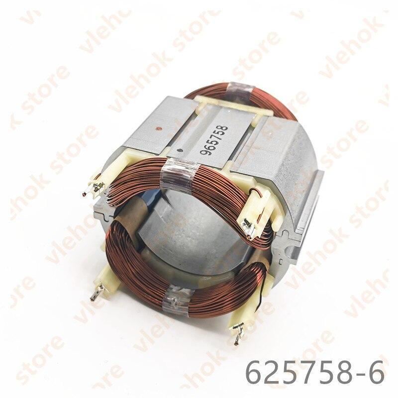 Stator Field For Makita HR4003C HR4013C HR4011C HR4001CX HR4001CX2 HR4001CX1 HR4013C HR4010C HR4001C HR4010C 625758-6