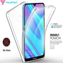 360 Full Body Case for Huawei P Smart 2019 Z P20 P30 Lite Y5 Y6 Y7 Y9 Prime 2019 Honor 10 Lite 10i 20 Pro 20s 8S 8X Cover PET+PC(China)