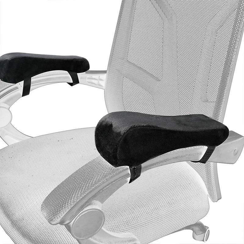 Купить 2 шт/компл стул подушки подлокотники удобные чехлы из пены с