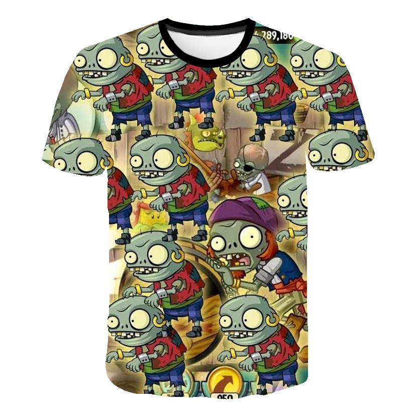 CiXianFuLu Happy Halloween Teenagers Comfort T-Shirt Unisex Black