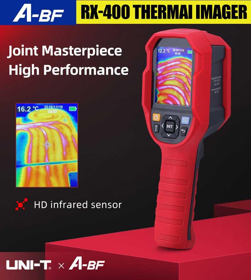 A BF RX 500 RX 400 UTi260K инфракрасный Термальность Imager человеческого тела ручной термографии Термальность Камера фон с полом отопительная труба Тесты|Приборы для измерения температуры|   | АлиЭкспресс