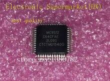 Ci FLASH MCU 16 bits 64 ko, 50 pièces/lot, livraison gratuite, 9S12C64 LQFP-48, en stock!